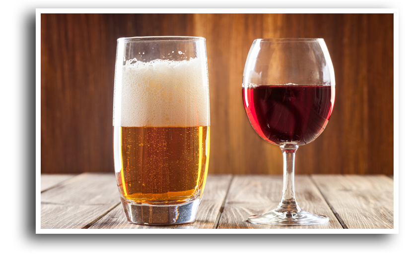 Ana Luna offers a great selection of beer and wine at reasonable prices